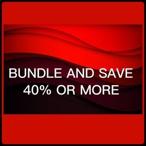 Bundle and save BIG !!!!